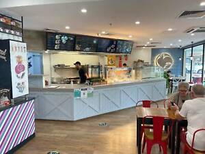 Opportunity! Restaurant/ Cafe in busy Shopping centre 4 sale or lease