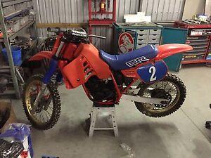Honda cr 250 86 Cranbourne South Casey Area Preview