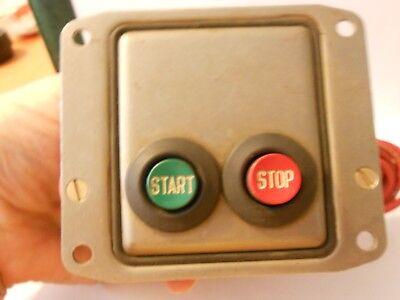 Allen Bradley N42a Start Stop Selector Switch