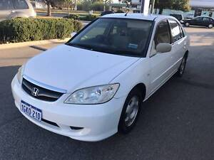 2004 Honda Civic Sedan, HYBRID, AUTOMATIC