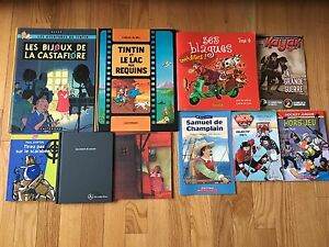 Children's books French - livres francais enfants