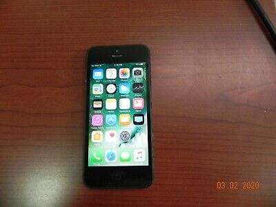 Apple iPhone 5 - 64 GB - Black / Slate  unlocked A1429 CDMA / GSM