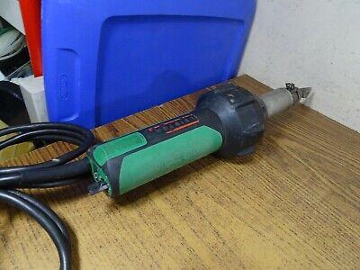 Leister Triac St Corded Hot Air Tool Heat Gun Welder W Tip