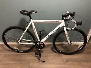 Giordano rapido 700 single speed road bike