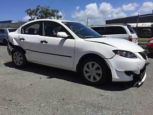 Mazda 3 Sedan WRECKING!! Molendinar Gold Coast City Preview
