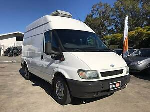 2004 Ford Transit Van *MWB HIGH ROOF* RWC/REGO DRIVE AWAY !!! Capalaba West Brisbane South East Preview