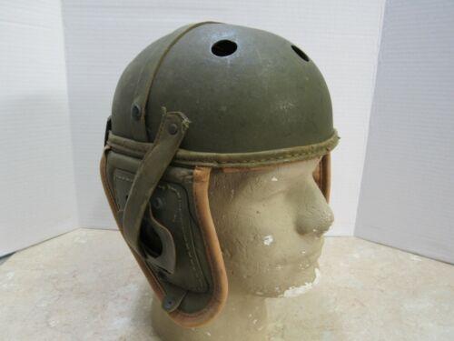 US WW2 Tanker Helmet Rawlings Co Size 7 1/4 Original