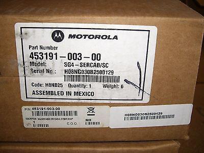 Motorola 453191-003 Arris 8 Fiber Service Cable 50' Sc/ap...