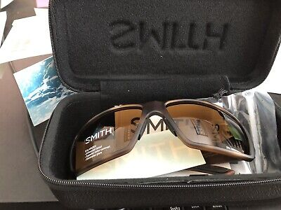 NEW Smith Guides Choice Polarized Sunglasses fly fishing (Fishing Guide Sunglasses)