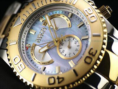 Invicta Reserve 47mm Grand Diver Swiss G15.261 Chrono Perpetual Calendar Watch