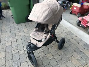 Baby Jogger City Elite poussette/stroller - perfect condition