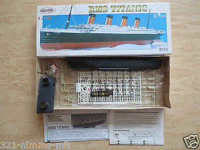 +++Collection RMS Titanic 1:720+++Unbespielt in OVP
