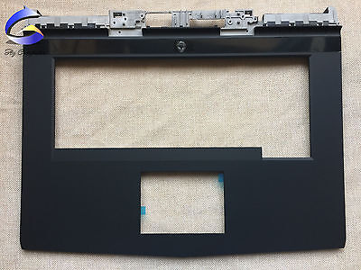 New For Dell alienware M15X R3 Top Cover Palmrest Upper Case Cover...
