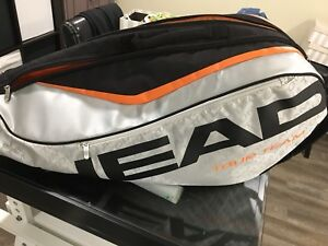 Head 6 racquets Bag