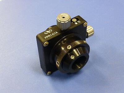 Newport Fpr1-c1a Fiber Optic Positioner 4-axis Xyzz For Connectorized Fiber