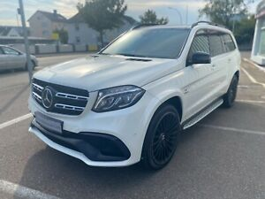 Mercedes-Benz  GLS 63 AMG 4Matic 1Hand AMG Pano Distronic