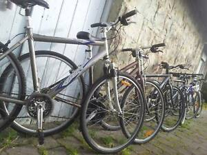 Serviced recycled bicycles bikes from Cycle Saloon Maribyrnong Maribyrnong Area Preview