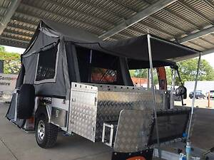 Hard Floor Camper SUV Explorer ST Mysterton Townsville City Preview