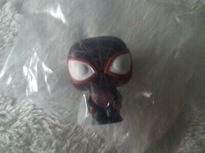 "Funko Pocket Pop Marvel Advent Calendar Miles Morales Spiderman 1.5"" Mini Figure"