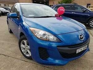 2012 Mazda 3 NEO Auto Hatchback 1 OWNER LOGBOOK 2 KEYS Roselands Canterbury Area Preview