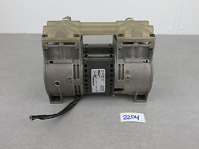 Thomas Vacuum Pump 2669ves44-337 Pumps Compressor