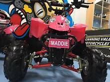 2016 BUDGET QUADS!!! 110cc Kids Quads Plus Helmet Gloves Goggles Canning Vale Canning Area Preview