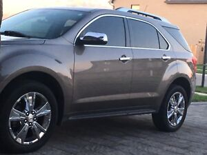 TOP OF THE LINE EQUINOX LTZ!! Only 109kms!!