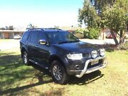 2010 Mitsubishi Challenger PB Auto 4x4 Lonsdale Morphett Vale Area Preview