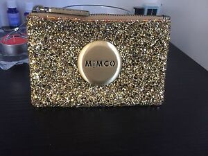 Mimco sparkle pouch Mindarie Wanneroo Area Preview