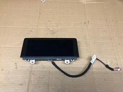 BMW 428XI 335I F36 F32 F30 OEM NAVIGATION INFORMATION DISPLAY MONITOR SCREEN