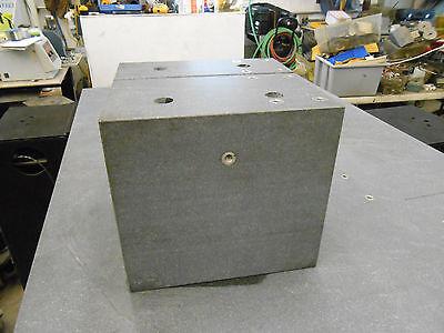 12 X 12 X 11 Granite Block For Anti-vibration Table Approx 170lb