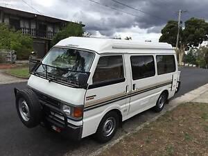 1987 Ford Econovan Poptop Campervan Dualfuel Boulia Central West Area Preview