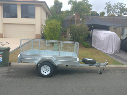 Trailer Hire $40 / Day