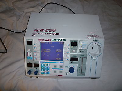 Excel Ultra Iii Model Ex-ul3