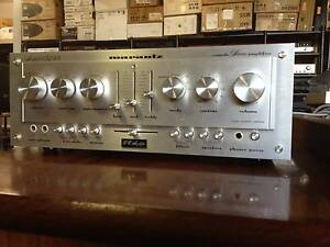 Vintage amps - Sansui, Lux, Quad, Marantz, more... Phillip Woden Valley Preview