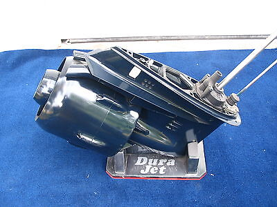 DURAJET ENFORCER JET GEARCASE CORE REQUIRED 40 50 60 DI OUTBOARDS MIDNIGHT BLUE