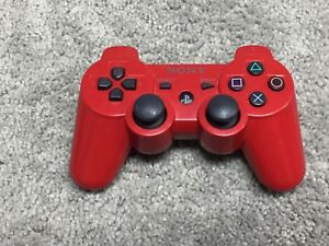 Red Sony PS3 Controller for $35 OBO