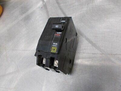 Cb3 Used Square D 60 Amp 2 Pole Electric Breaker Qo Dp4075