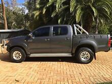 2008 Toyota Hilux Ute Wanneroo Wanneroo Area Preview