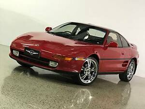 1990 Toyota MR2 Coupe ** AUTOMATIC ** Ashmore Gold Coast City Preview