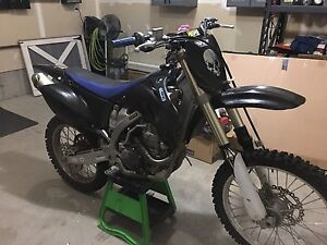 2009 Yamaha yz450f ready to ride priced for quick sale