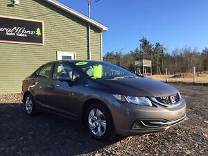 2013 Honda Civic LX REDUCED!! NEW MVI & TIRES