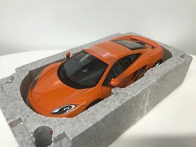 1/18 Autoart Signature McLaren 12C Orange 76006   No.2612