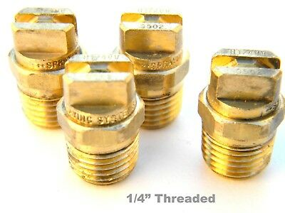 Carpet Cleaning - Wand Brass V-jets 9502 14 Threaded