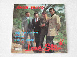 LONE-STAR-AMOR-BRAVO-SPANISH-ORIGINAL-ISSUE-EP-7-034