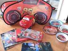 Lightening McQueen Pack (Cars Movie) Victoria Park Victoria Park Area Preview