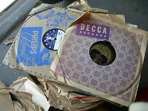 Records , Approximately 130  78,s Dingley Village Kingston Area Preview