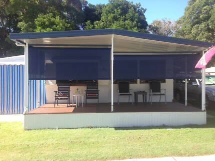 On-Site Glendale Caravan at Iluka NSW Victoria Point Redland Area Preview