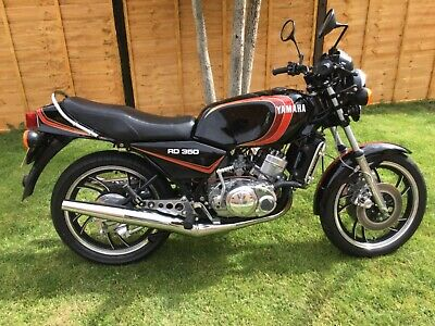 1982 Yamaha RD350 LC 4L0 low miles stunning condition