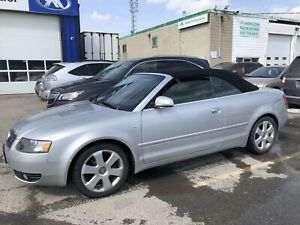 2003 Audi A4 Convertible Low Miles